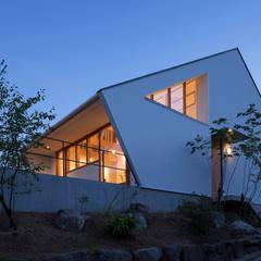 منزل خشبي تنفيذ arbol