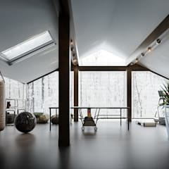 eclectic Gym by ST-buro