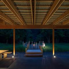 Projekty,  Podwórko zaprojektowane przez arbol