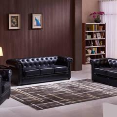 Salón: Salones de estilo  de Muebles Marieta
