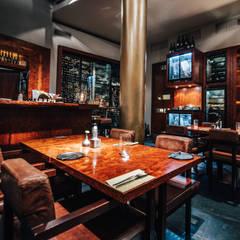 Sternerestaurant Rutz:  Gastronomie von Lumoplan Lichtplanung Berlin
