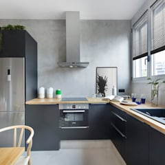 Cocinas de estilo  por Egue y Seta, Escandinavo