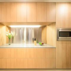 COUPLE  KITCHEN: Muebles de cocinas de estilo  por Chetecortés ,