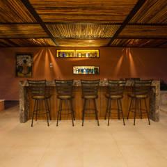 โดย Heftye Arquitectura โมเดิร์น ไม้ Wood effect