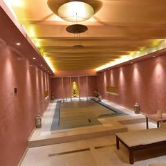 Sauna by Obras y Proyectos Zen SL