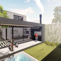 Дома на одну семью в . Автор – gOO Arquitectos