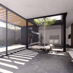 Rumah tinggal  by gOO Arquitectos
