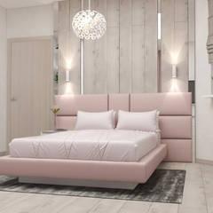 Квартира в Туле: Стены в . Автор – Yana Ikrina Design