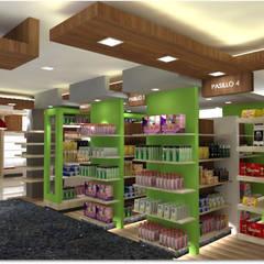 Commercial Spaces by SCABA EQUIPAMIENTO Y ARQUITECTURA COMERCIAL , C.A.