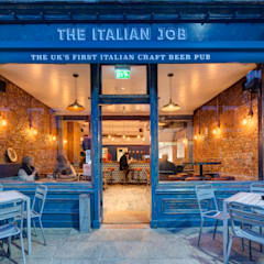 The Italian Job, London:  Bars & Clubs von Mosaic del Sur