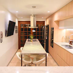 Built-in kitchens by Chetecortés