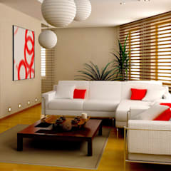 interior designer coimbatore by Luxen India Architects