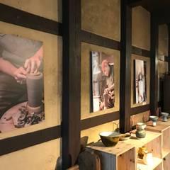kinomotohonmono-Exhibition: ALTS DESIGN OFFICEが手掛けた窓です。