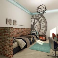 Phòng trẻ em by Вира-АртСтрой