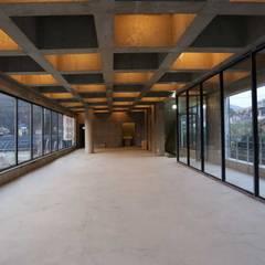 2층 내부: kimapartners co., ltd.의  바닥