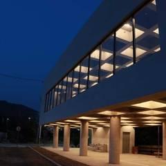 SOLDAMWOO Building FASADE: kimapartners co., ltd.의  바닥