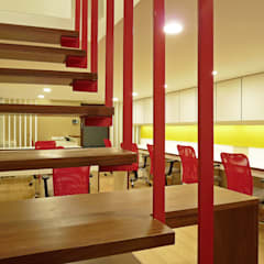 Office for Kakode & Associates, Mahim:  Offices & stores by Design Ka:Tha