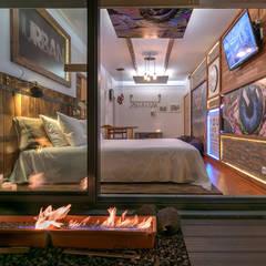 Hoteles de estilo  por ARKHY PHOTO