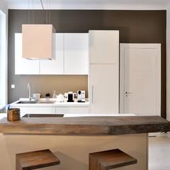 Q145:  Küche von Pizzeghello - Architekten Berlin