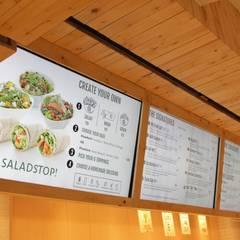 Salad Stop:  Restoran by High Street