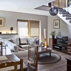 Włochy   Realizacja: styl , w kategorii Salon zaprojektowany przez DW SIGN Pracownia Architektury Wnętrz