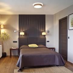 Włochy | Realizacja: styl , w kategorii Sypialnia zaprojektowany przez DW SIGN Pracownia Architektury Wnętrz