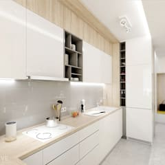 Éléments de cuisine de style  par INVENTIVE studio