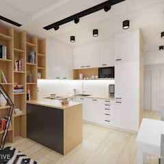 Kitchen units by INVENTIVE studio, Industrial