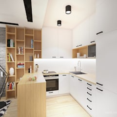 Kitchen units by INVENTIVE studio,