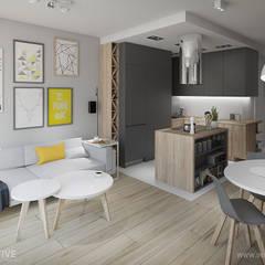 Kitchen units by INVENTIVE studio, Minimalist