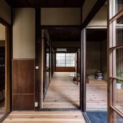 Phòng học/Văn phòng by 山本嘉寛建築設計事務所 YYAA