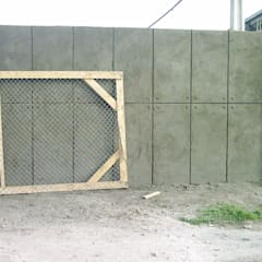 Walls by Incubar: Arquitectura & Construcción