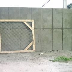 جدران تنفيذ Incubar: Arquitectura & Construcción