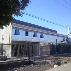 CABAGAN: Casas de estilo  por Incubar: Arquitectura & Construcción