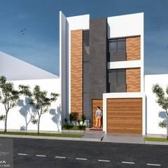 Vivienda Unifamiliar Urb. Las Delicias- Chiclayo: Anexos de estilo  por Kiuva arquitectura y diseño,