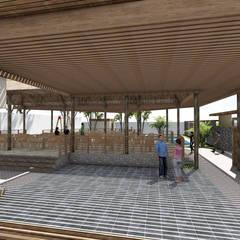 Vista pista de baile: Anexos de estilo  por Kiuva arquitectura y diseño