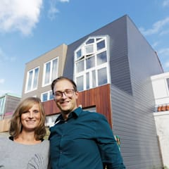 Woonhuis Marc & Manon:  Huizen door Pellis Architectuur