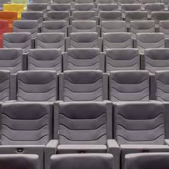 Halükar Mimarlık – Boğaziçi Üniversitesi Sinema Salonu SİNEBU:  tarz Etkinlik merkezleri
