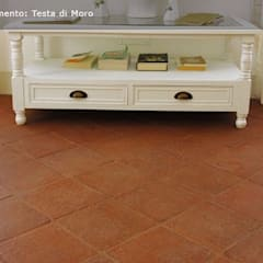 Handcrafted terracotta: product of passion:  Gastronomie door Terrecotte Benelux