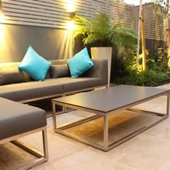 حديقة تنفيذ Daniel Shea Garden Design,
