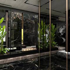 LIGHT MY FIRE | I | Wnętrze domu: styl , w kategorii Korytarz, przedpokój zaprojektowany przez ARTDESIGN architektura wnętrz