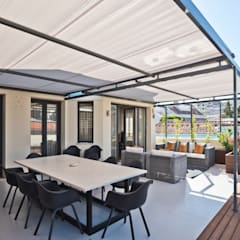 Terrace by LAVRADIO DESIGN