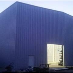 Bodega Madegom: Bodegas de estilo  por Incubar: Arquitectura & Construcción