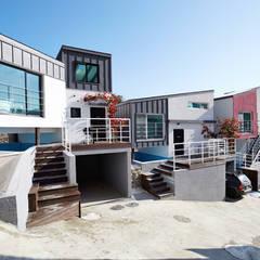 The Secret Pool Villa Resort 북한강(가평) Type Steel④: IAMDESIGN.의  호텔