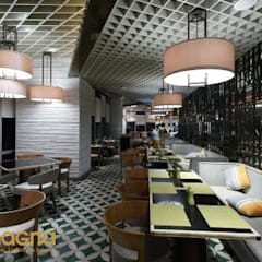 The Westin Hotel:  Restoran by Magna Mulia Mandiri