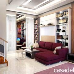 Casa Delia Residence: Koridor dan lorong oleh Casa Delia,