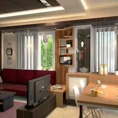 Casa Delia Residence:  Pintu by Casa Delia