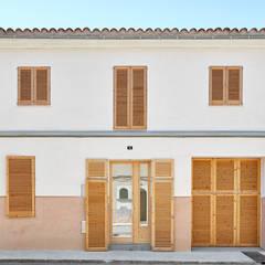 منازل التراس تنفيذ PONT consultori d'arquitectura