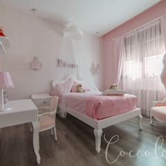 Girls Bedroom by Coccolarvi