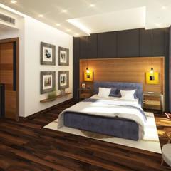 Private Residential Villa Type X - Madinaty من SIGMA Designs حداثي